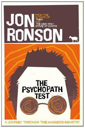 Jon Ronson - The Psychopath Test