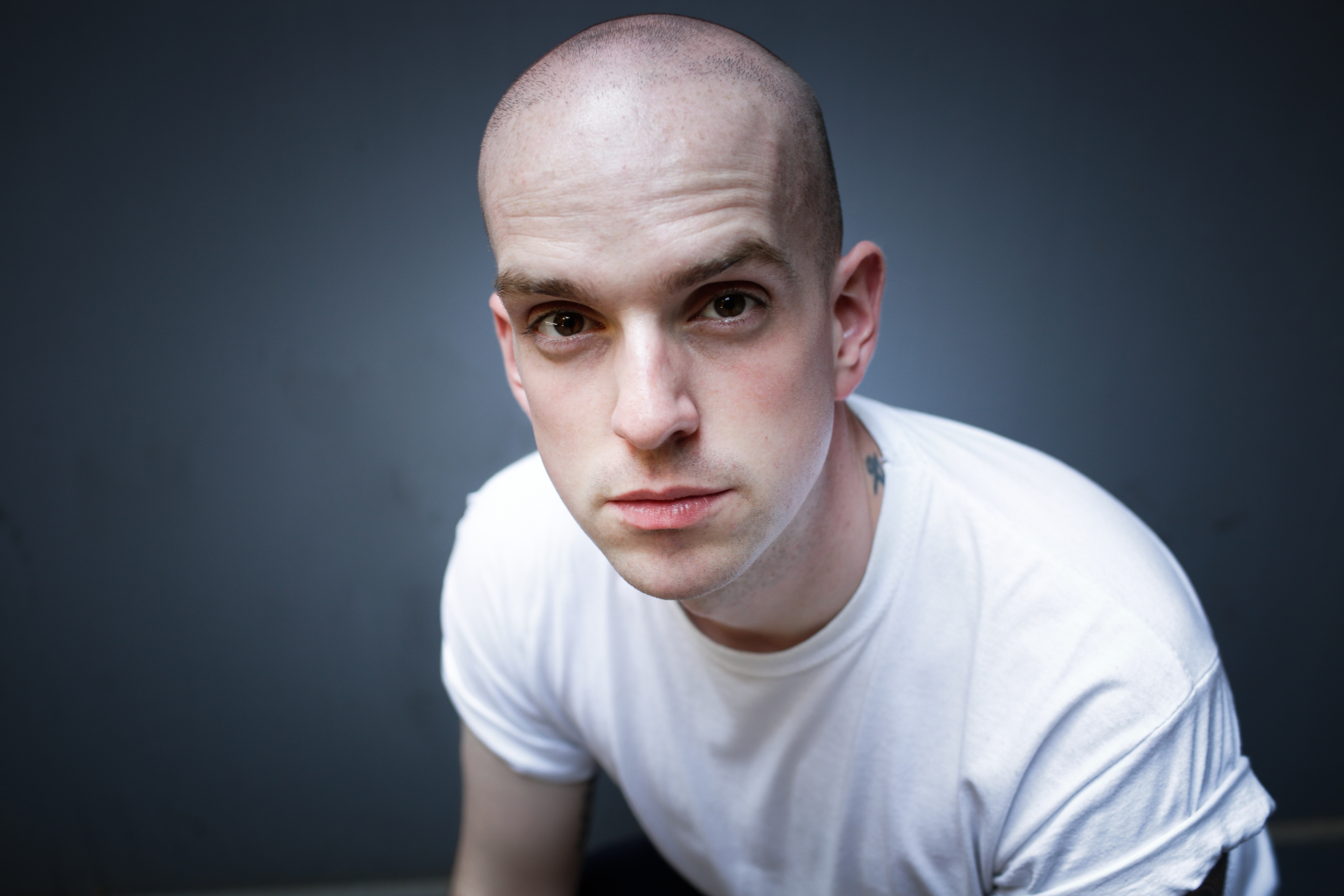 Andrew McMillan, author of Physical