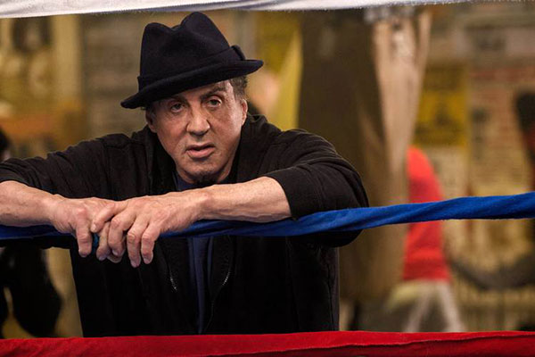 Sylvester Stallone in Creed