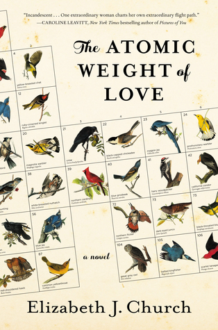 Atomic Weight of Love by Elizabeth Church