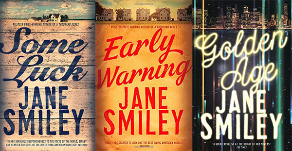 Last Hundres Years Trilogy - Jane Smiley