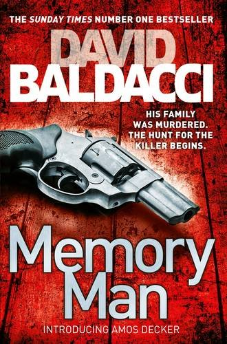 Memory Man David Baldacci