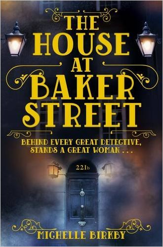 The House at Baker Street cover