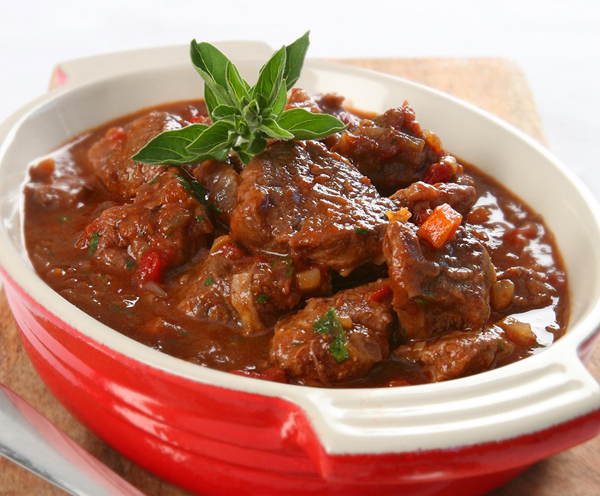 Red Wine Braised Beef Recipe