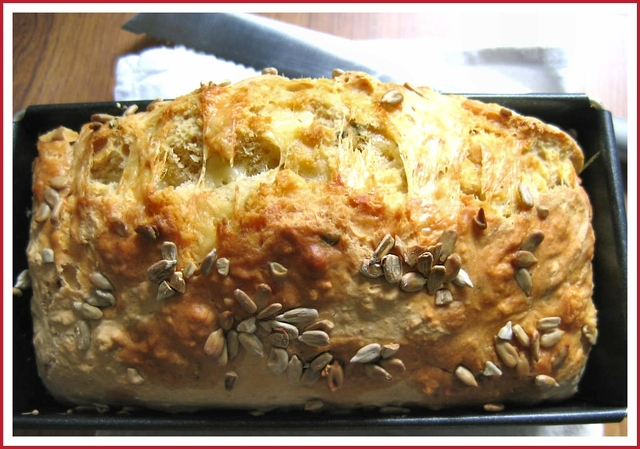 beer-cheese-bread