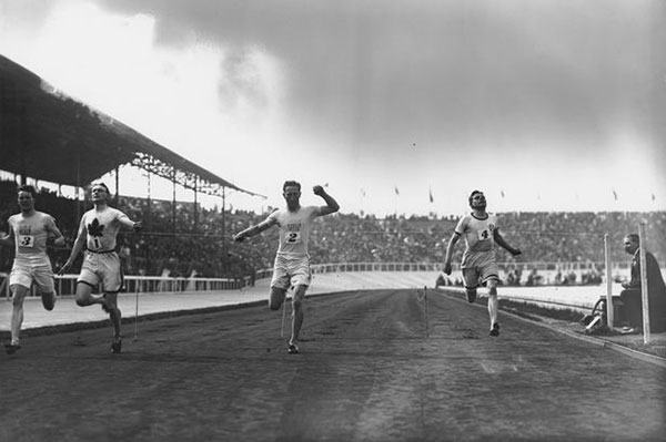 Olympians at the 1908 London games