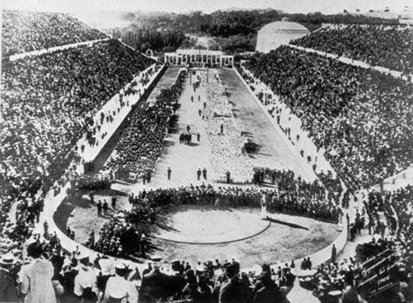 Athens 1896 Olympics
