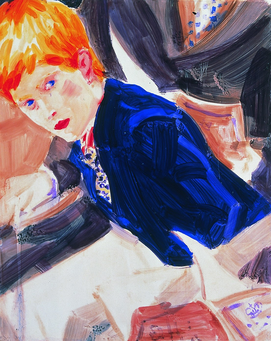 Prince Harry by Elizabeth Peyton