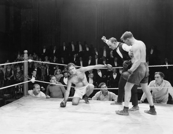 boxing ring 1960s