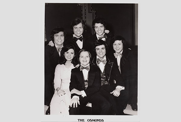 The Osmonds family night