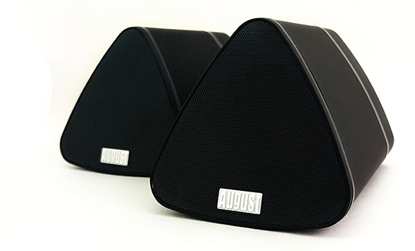 August MS515 Portable  Bluetooth Speakers