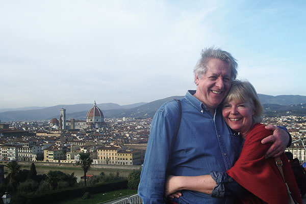Florence couple