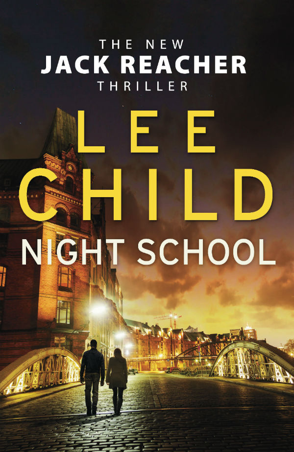 Lee Child Night School review