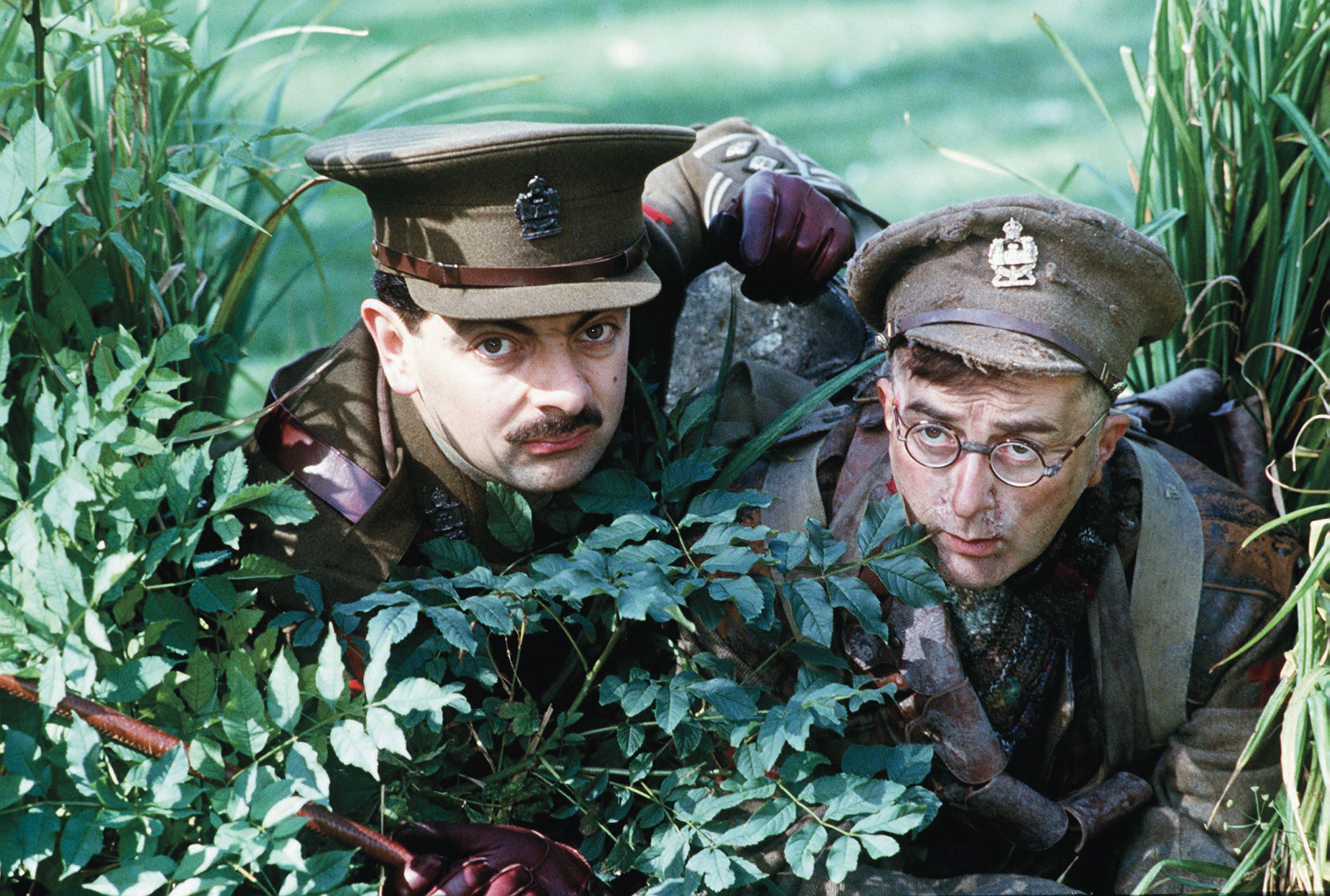 as Baldrick in Blackadder