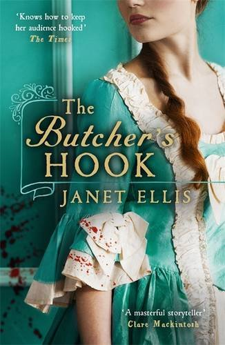 The Butcher's Hook by Janet Ellis, nominated for the Bad Sex Award, 2016