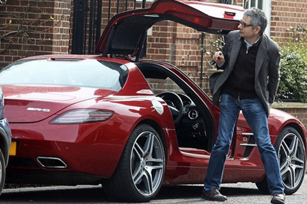 28 Celebrities And Their Cars That Will Definitely Blow ...