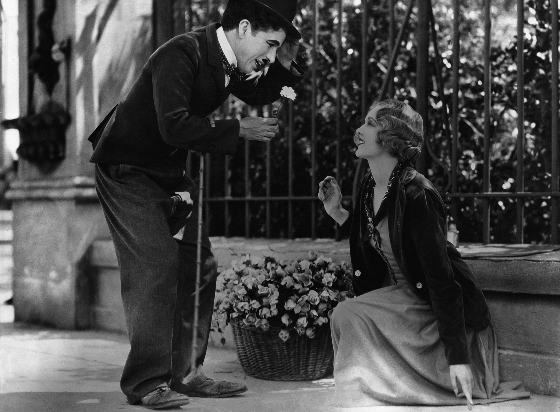 Charlie Chaplin in City Lights