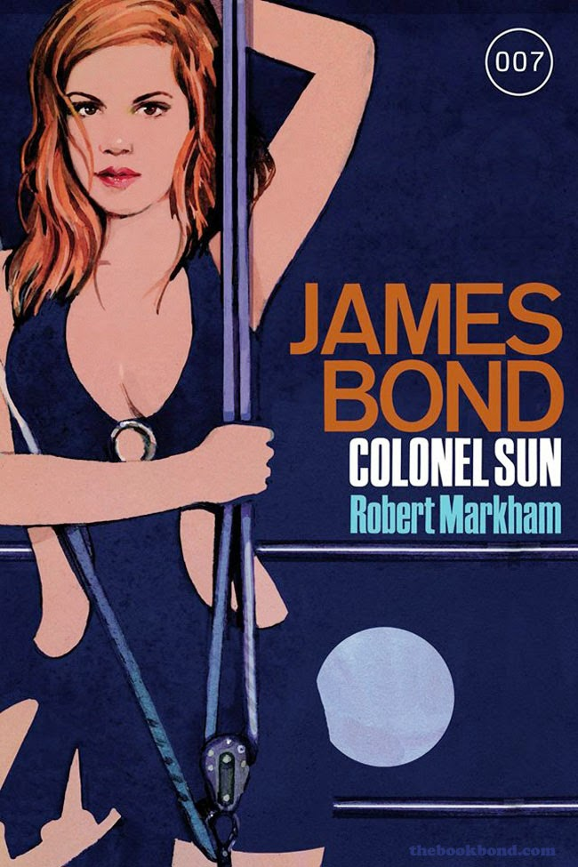 Colonel Sun by Kingsley Amis Bond