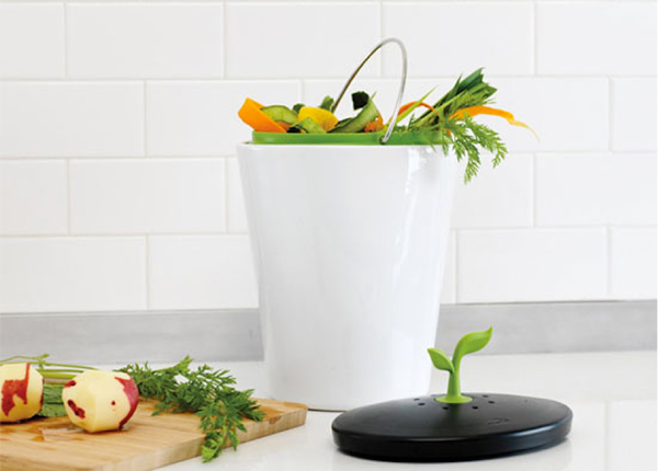 Compost your kitchen
