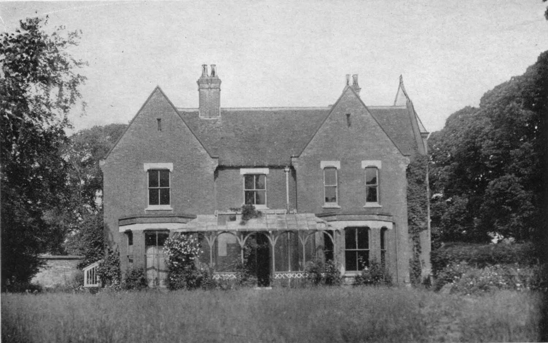 Borley rectory Essex