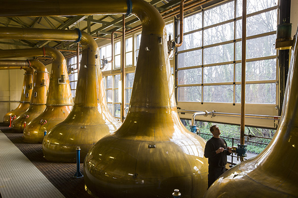 The Glen Ord Distillery
