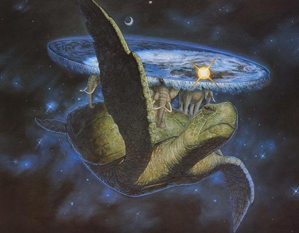 Discworld - Terry Pratchett
