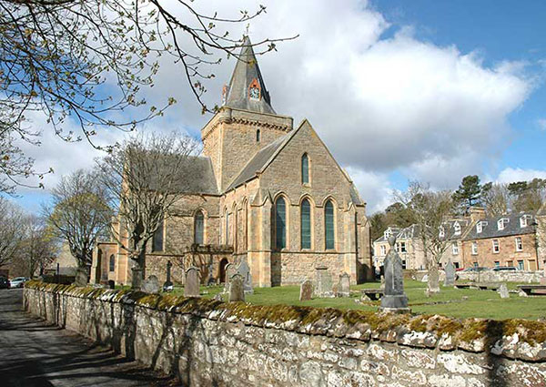 Dornoch Cathedral -Reasons to visit northern Scotland