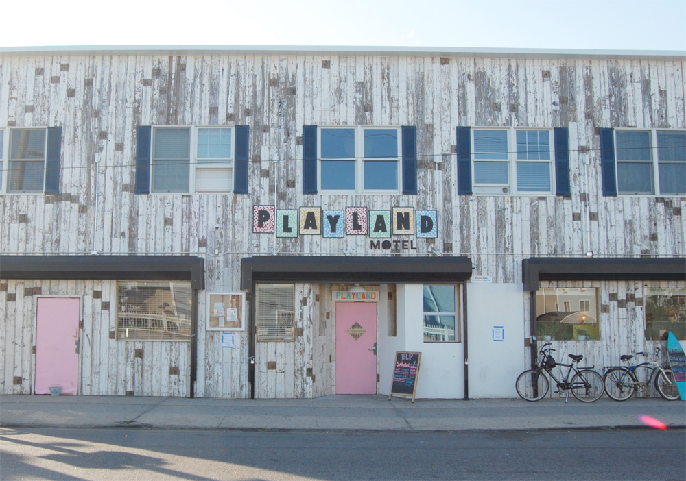 Playland Motel Queen's rockaway beach