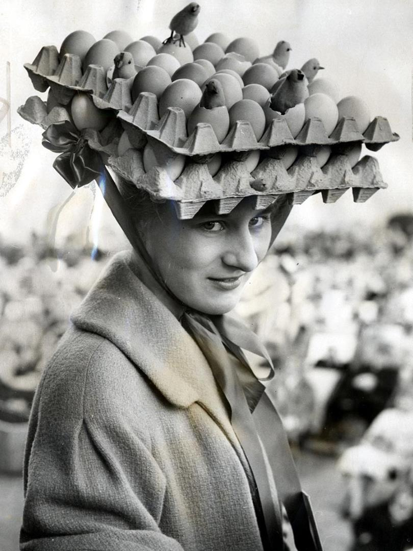 The best easter bonnet ever