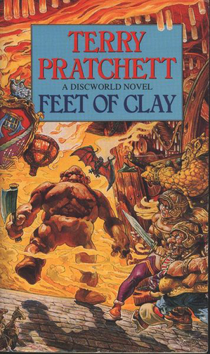 Feet of Clay Terry Pratchett