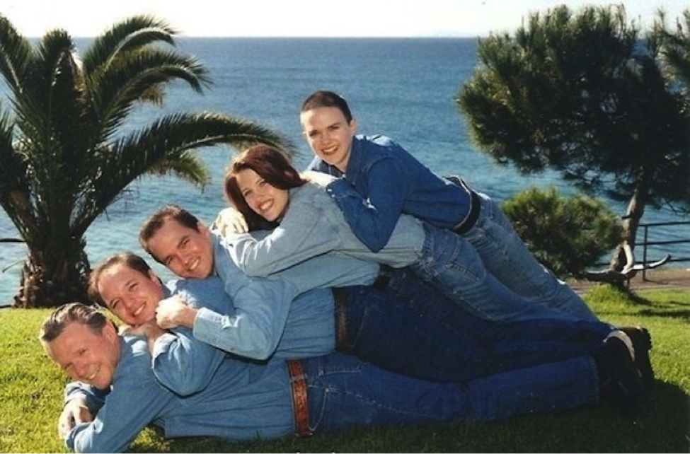 Family photo fail
