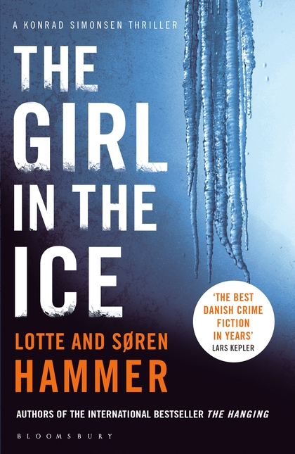 The Girl in the Ice cover