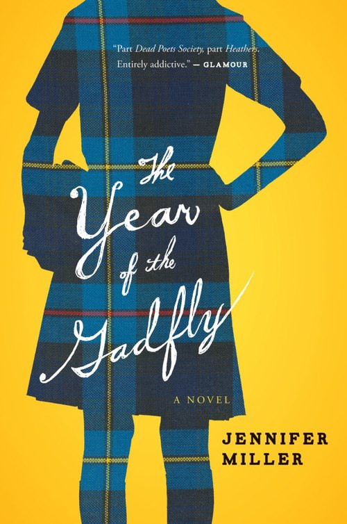 The Year of the Gadfly Jennifer Miller
