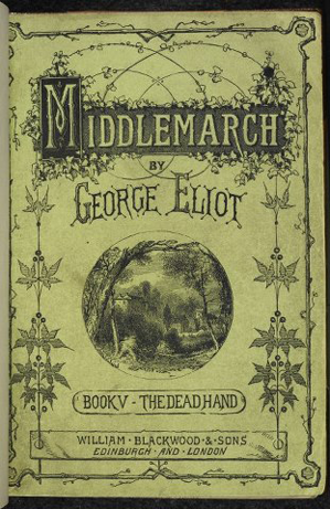 Middlenarch - George Eliot