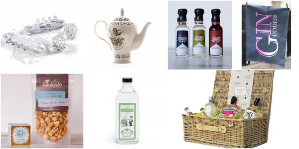 The Gin Lovers Gift Guide Drinks Helen Best Shaw