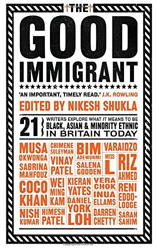 the good immigrant by nikesh shukla review