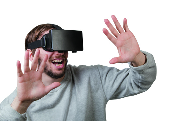 Immerse VR Glasses