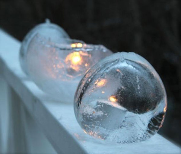 ice balloons how to make