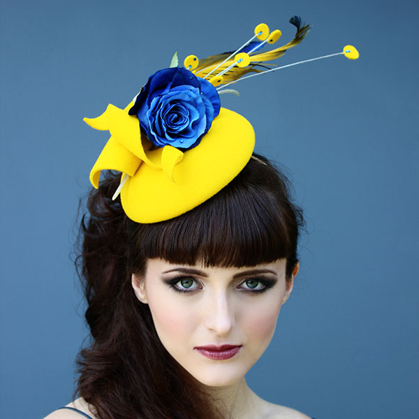 Holly Young Milliner hats