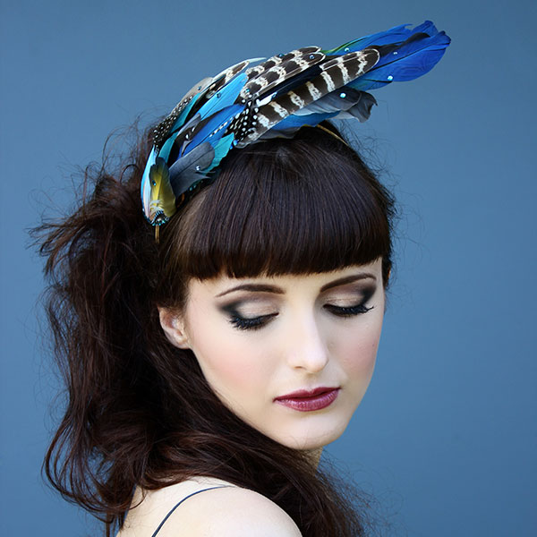 Holly Young Milliner beautiful hats