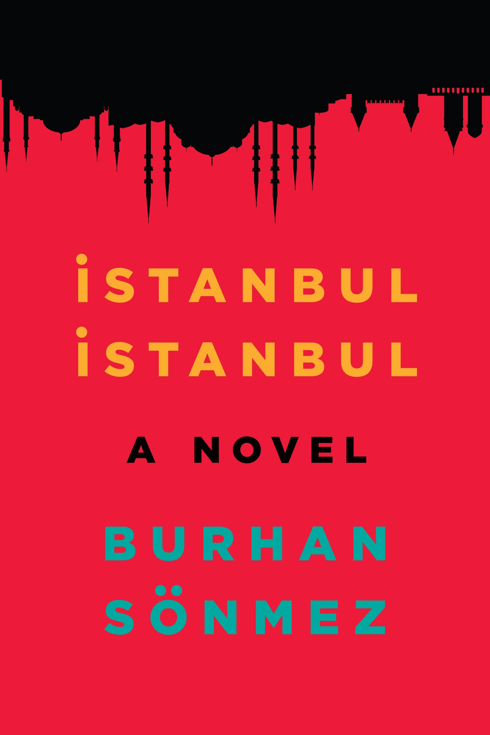 Istanbul Istanbul by Burhan Sönmez, published by Telegram Books