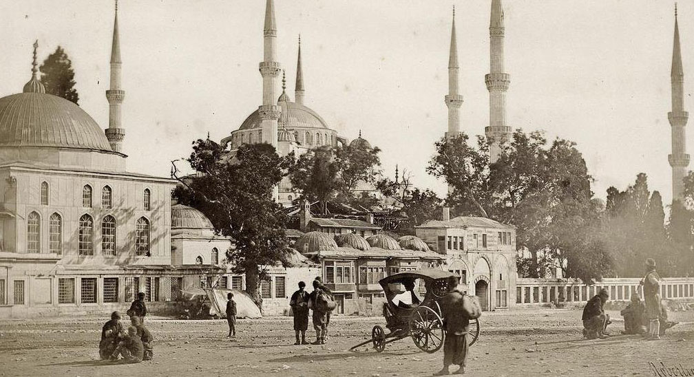 Istanbul in 1850