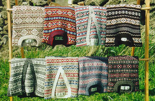 Reasons to visit Northern Scotland - Fair Isle sweater