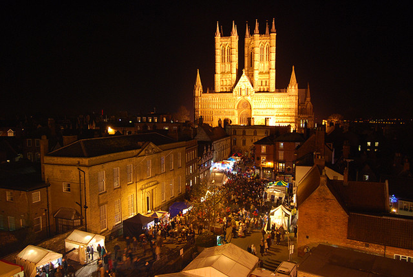 Licoln Christmas Market