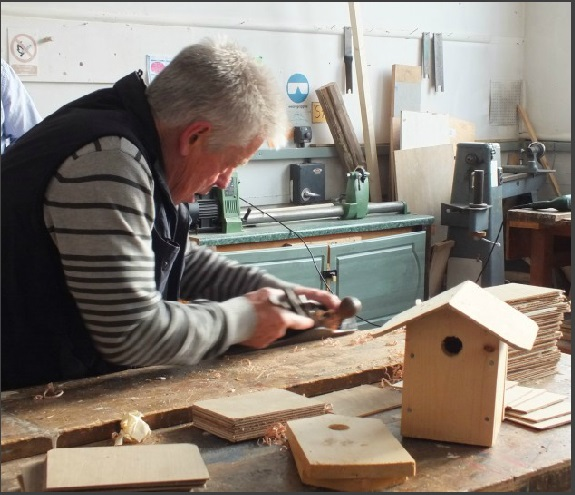 Men's Sheds workshop