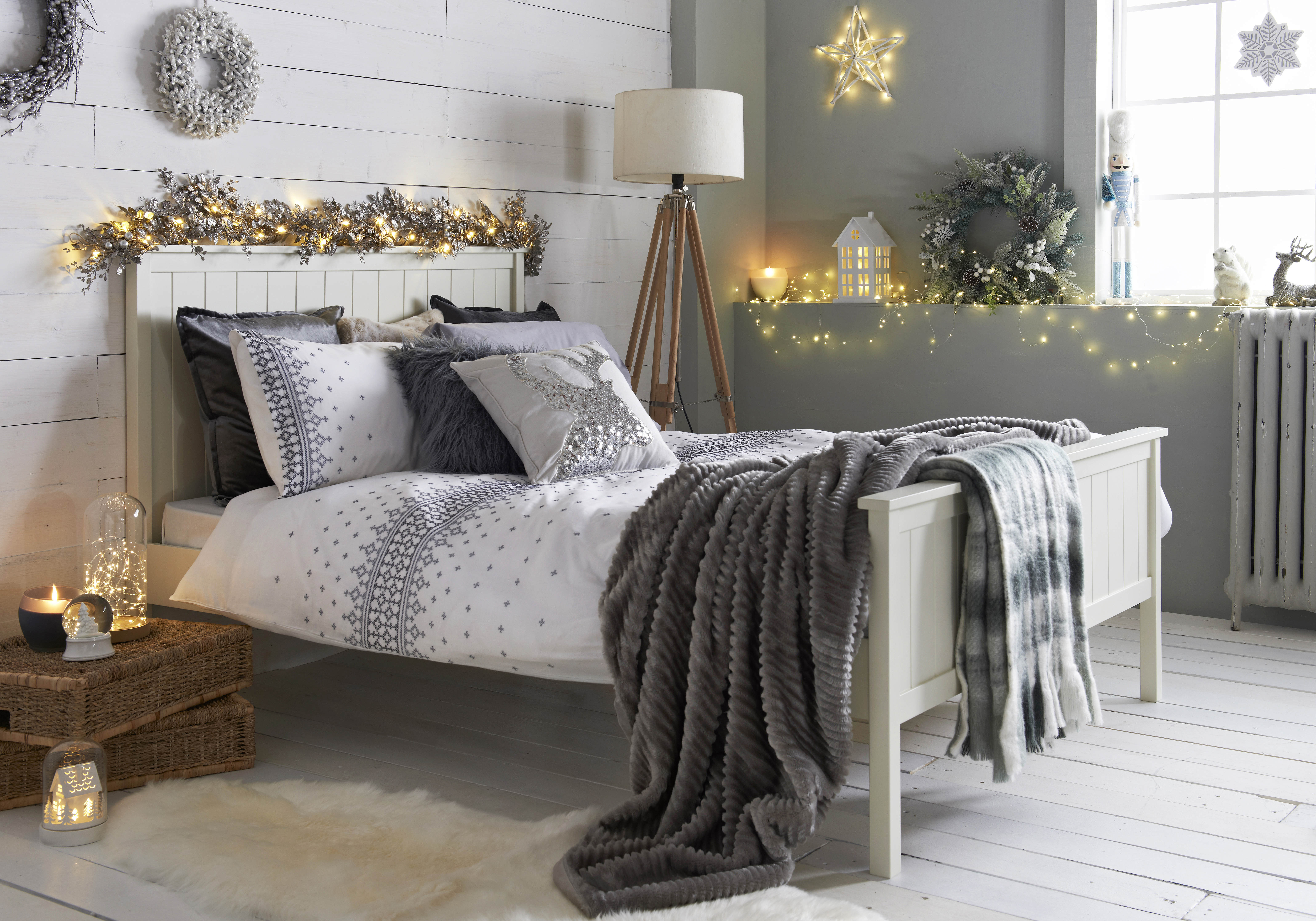 Prepare Your Guest Bedroom For The Festive Season Readers Digest - Matalan bedroom furniture
