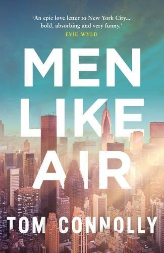 Men Like Air by Tom Connolly, nominated for the Bad Sex Award 2016