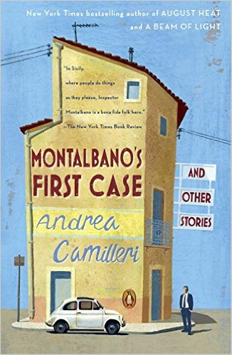 Montalbano's First Case and Other Stories cover