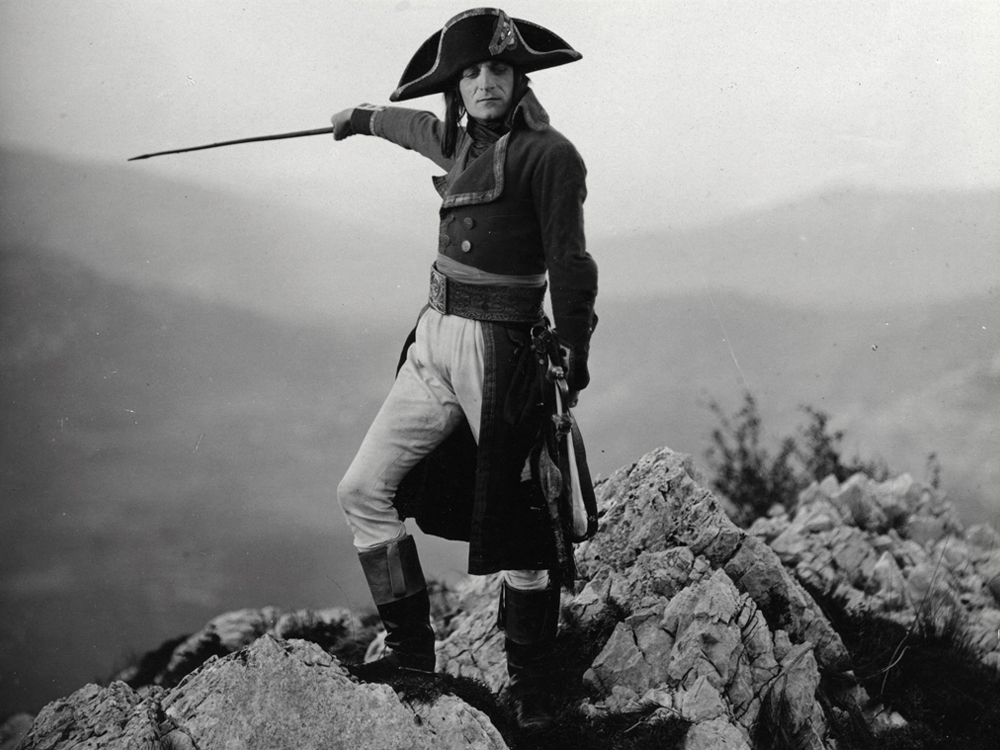 Napoleon, the epic silent masterpiece made in 1927