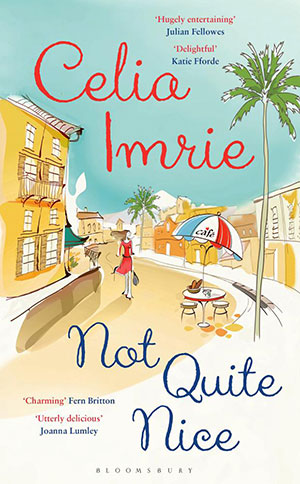 Not Quite Now by Celia Imrie